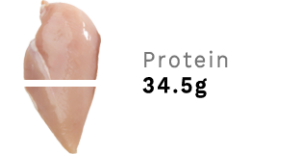 Protein 34.5g Women Portion Control | Clean Eats Malaysia