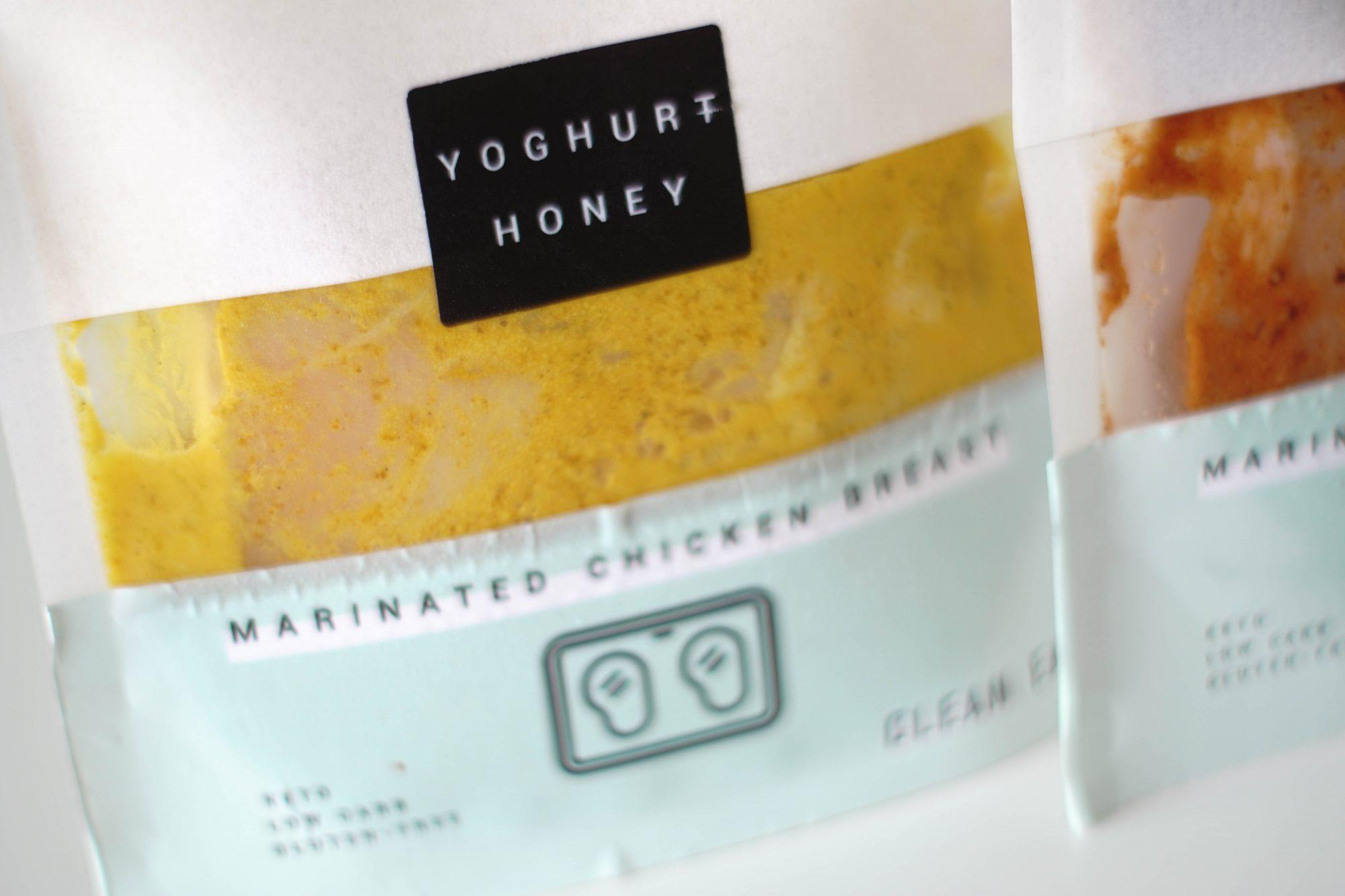 Yoghurt Honey Marinated Chicken Breast   Clean Eats Malaysia Penang