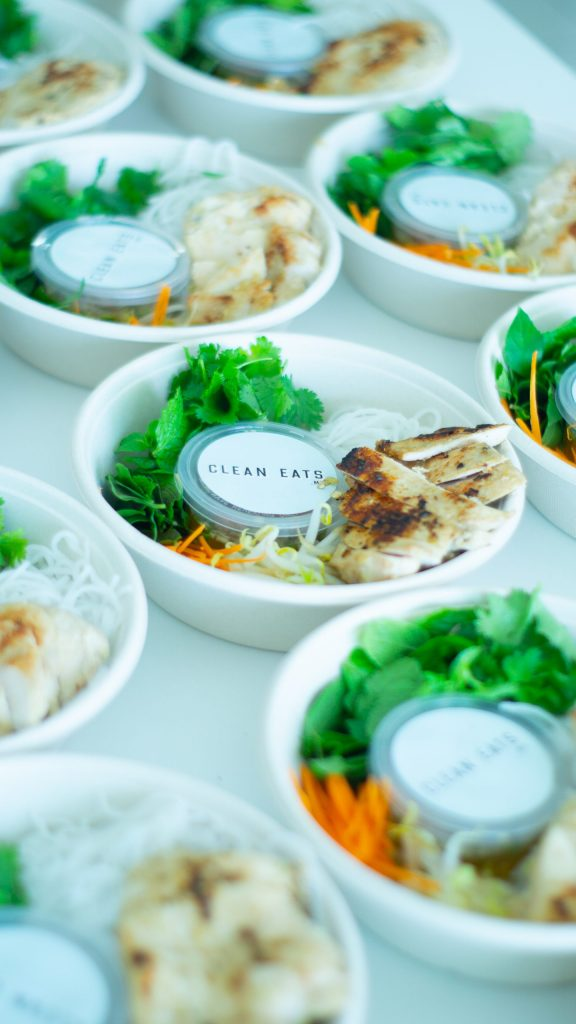 Clean Eats Lunch Delivery Meals on Weekday | Tasty Gourmet Clean Food