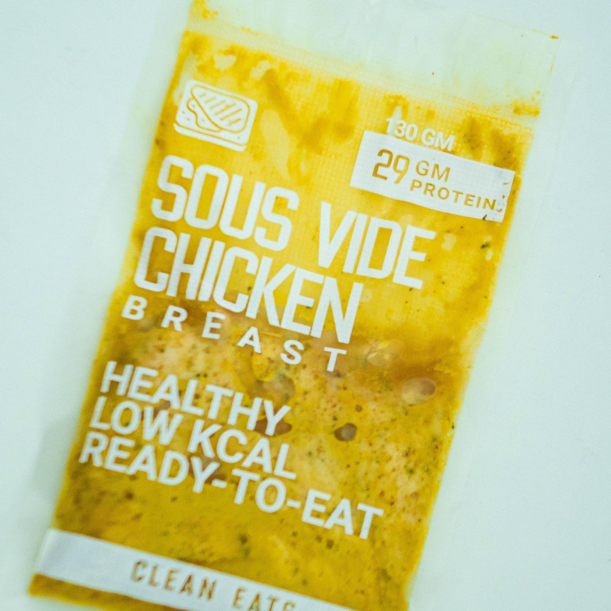 Inchi Kabin Sous Vide Chicken Breast (Ready to Eat, Frozen, Instant)